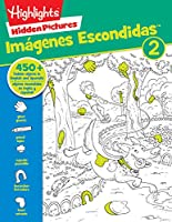 Hidden Pictures® Imágenes Escondidas(TM) 2 (Highlights Bilinguee)