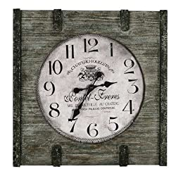 Cooper Classics St. Clair Wall Clock