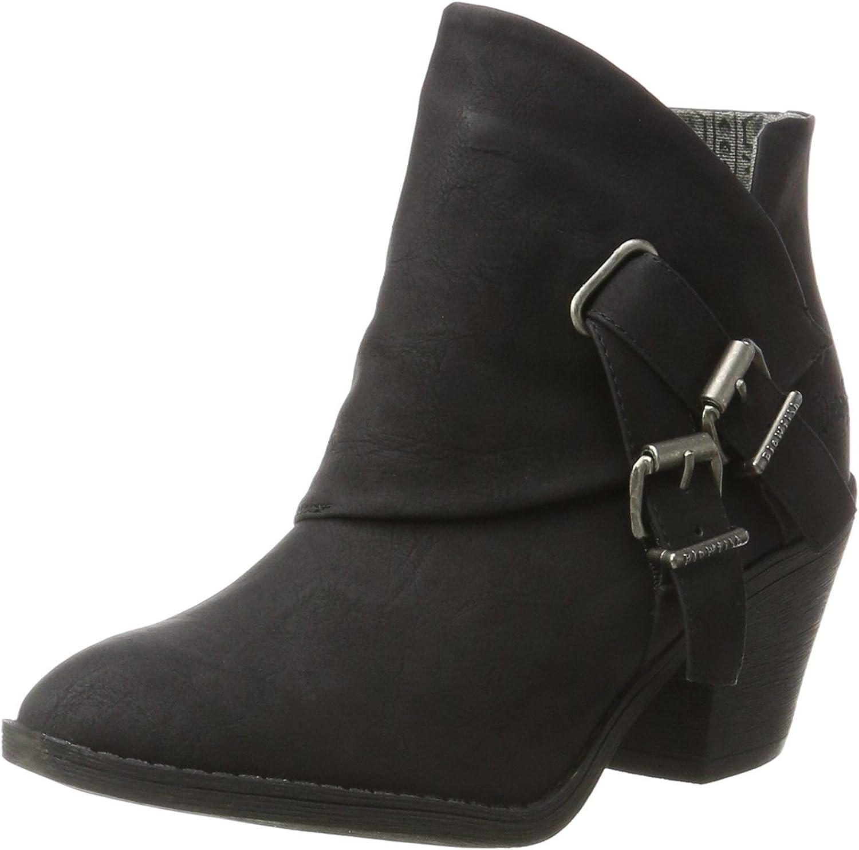 Blowfish Malibu Women's Strum Boots Black