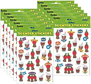 (12 PK) COLA Stickers Scented