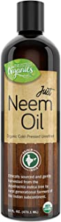 Trusted Organics - Organic Neem Oil Cold-Pressed   All Natural Remedy For Daily Skin And Hair Care Treatment   Promotes Sh...