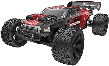 Redcat Racing Shredder XTE Electric Truck, 1/6 Scale, Red