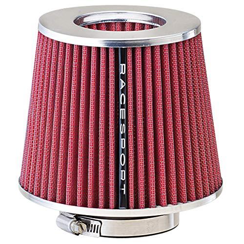 Sumex Bza60Pk Race Sport - Filtro Aria Pink Con Adattatori, 60-65 - 70-77 mm
