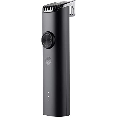 MI Cordless Beard Trimmer 1C, with 20 length settings, 60 MInutes of usage, & USB Fast charging