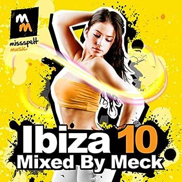 Ibiza 10 Mixed By Meck (General)