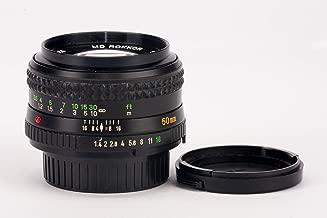 Minolta MD Rokkor 50 mm 50mm 1.4 1:1.4
