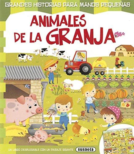 Animales de la granja (Paisajes desplegables)