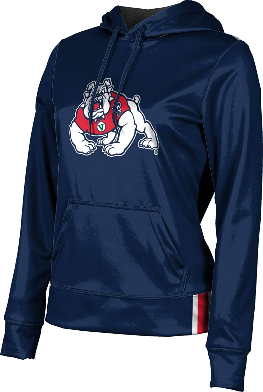ProSphere Fresno State University Girls' Pullover Hoodie, School Spirit Sweatshirt (Solid)