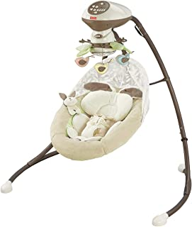 Fisher-Price My Little Snugabunny Cradle 'n Swing, One Size