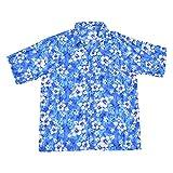 BFD One - Camisa hawaiana para hombre, talla S a XXXL de algodón de manga corta