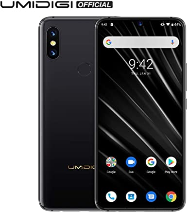 UMIDIGI S3 PRO Unlocked Smartphone Android 9.0 48MP+12MP+20MP Super Camera 5150mAh Big Power...