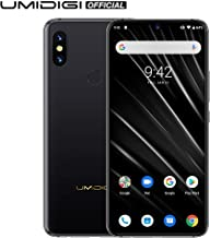 UMIDIGI S3 PRO Unlocked Smartphone Android 9.0 48MP+12MP+20MP Super Camera 5150mAh Big Power 128GB+6GB RAM 6.3