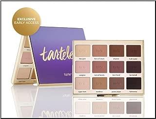 Tarte Tartelettonian Clay Matte Eyeshadow Palette (Limited Edition) タルト マットアイシャドーパレット [並行輸入品]e Amaz