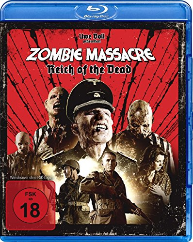 Zombie Massacre - Reich of the Dead - Uncut