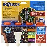 Hozelock Aquasolo Naranja pequeño (4 unid 2715 3135-Sistema de irrigación, 4 Unidades, 21.5x0.60x22.0 cm