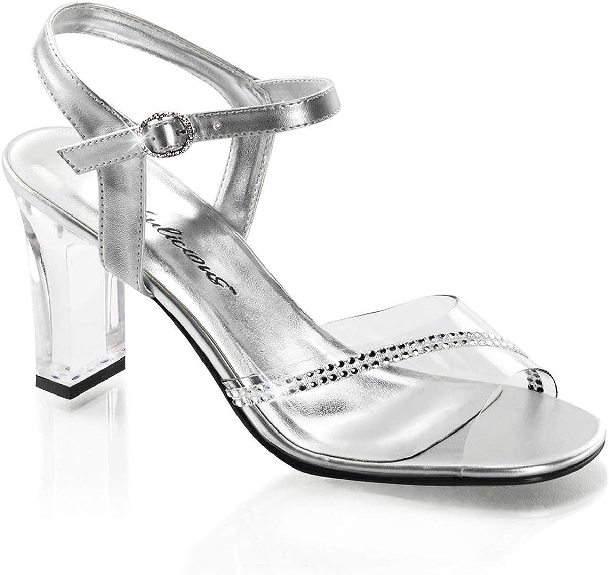 Pleaser ROMANCE-308R Womens Shoes