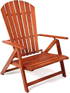Best folding composite adirondack chair Reviews