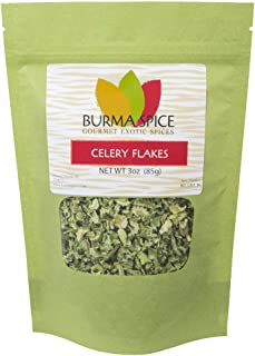 Celery Flakes Dried Seasoning Herb : Kosher (3oz.)