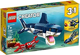LEGO Creator Deep Sea Creatures for age 7+ years old 31088