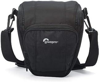 Lowepro Toploader Zoom 45 Aw II Dslr Fotoğraf Makineniz İçin Taşıma Çantası, Siyah