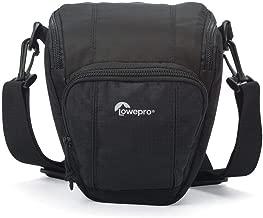 Lowepro Toploader Zoom 45 AW II Camera Case for DSLR and Lens, Black