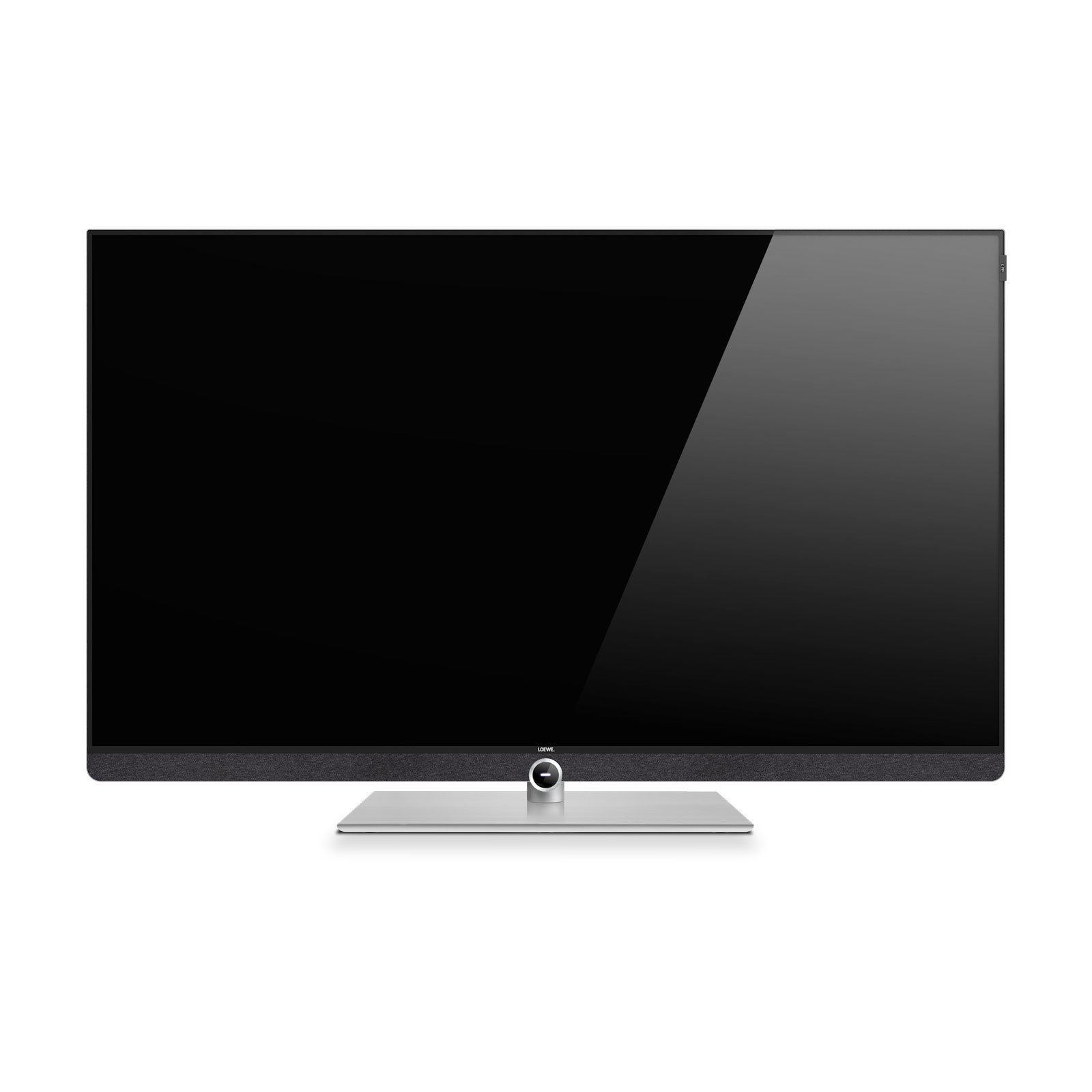 Loewe Bild 3.55 gris grafito – Televisor LED Ultra HD 55 (140 cm) 16/9 – 3840 x 2160 píxeles – Tnt, cable y Satellite HD – Wi-Fi – UHD 2160p – 3d Active: Amazon.es: Informática