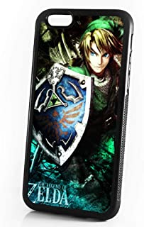 (for iPhone 6 Plus/iPhone 6S Plus) Durable Protective Soft Back Case Phone Cover - HOT11561 Legend of Zelda