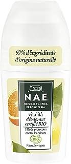 N.A.E. - Déodorant 24h de protection contre les odeurs - Certifié Bio - Revitalisant - Vitalita - 99% d'ingrédients d'orig...