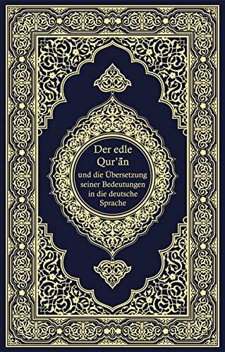 Der edle Quran und die Übersetzung seiner Bedeutungen in die deutsche Sprache