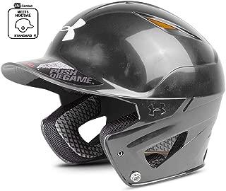 Under Armour Converge Batting Helmet - Solid Coated