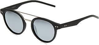 Polaroid Unisex-Adult's PLD 6031/S EX Sunglasses, MATT Black, 49