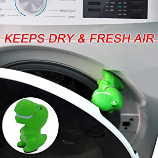 Laundry Door Post - Washer Set Lasso Let the Air circulation Washing machine keeps Dry and Fresh Air, Reduce the Cleaning Cost of the washing machine,Laundry Room Decor