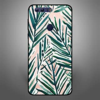 Huawei Honor 8 Bamboo Leaves pattern, Zoot Designer Phone Covers