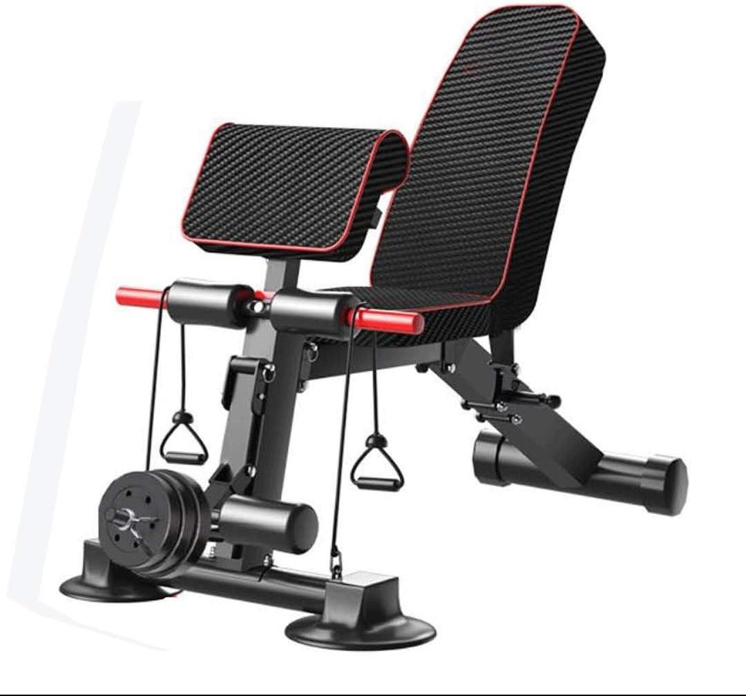Oggo Foldable Decline Sit Long-awaited up Equipment Long-awaited Exercise Abdominal Bench