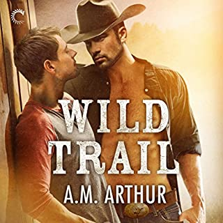 Wild Trail audiobook cover art