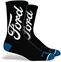 Gregs Automotive Ford Gas Brake Socks - Bundle with Driving Style Decal