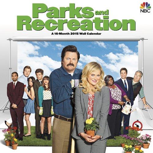 Parks and Recreation 2015 Premium Wall Calendar