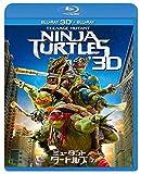 ミュータント・タートルズ 3D&2Dブルーレイセット[Blu-ray/ブルーレイ]