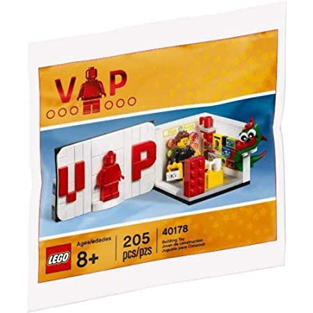 Lego 40178 VIP Shop Exclusive Set-Polybag-NEW /& BOXED-RARE-available