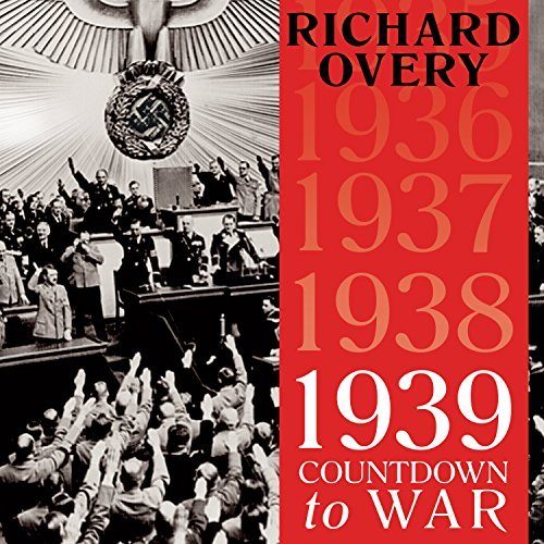 1939: Countdown to War audiobook cover art