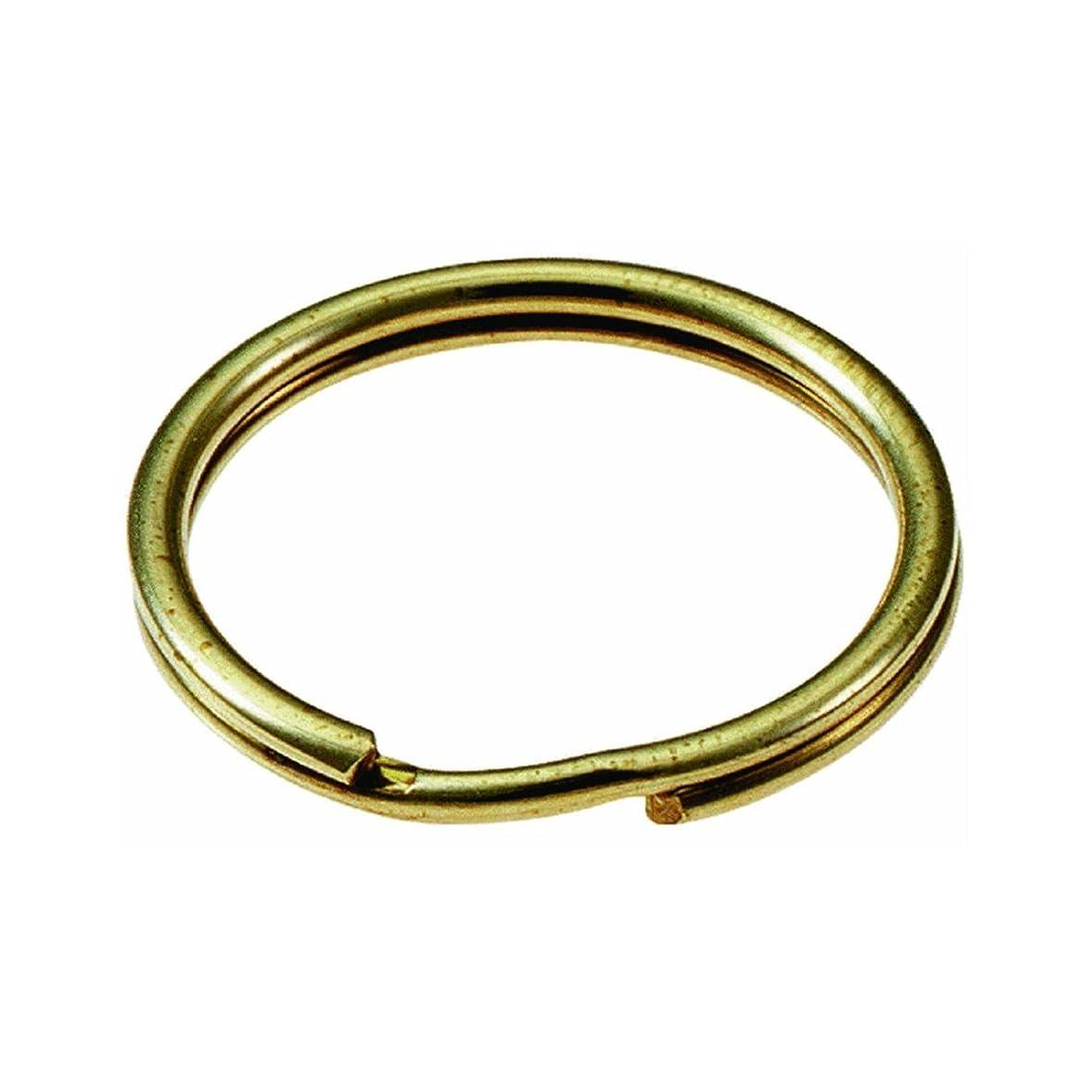 傾向がある毒液透過性Lucky Line77801Split Key Ring-1-1/2