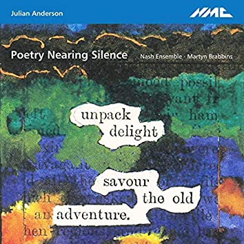 Poetry Nearing Silence