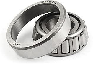 uxcell 30204 Single Row 47mm Outside Diameter 14mm Thick Taper Roller Bearing