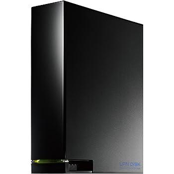 I-O DATA NAS 2TB /デュアルコアCPU/高速モデル/3年保証/日本製 HDL-AA2/E