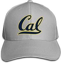 University of California Cal Sandwich Baseball Caps Black