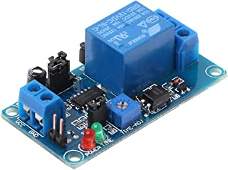 DC12V 30A Module de Relais Multifunctionel Dual-MOS 0-60min D/éclenchement Retard/é 250VAC//30VDC