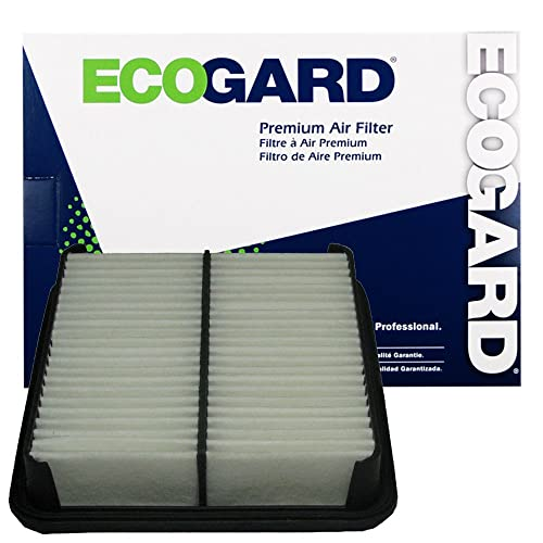 ECOGARD XA5219 Premium Engine Air Filter Fits Chevrolet Tracker / Suzuki Grand Vitara, XL-