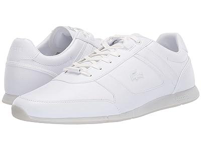 Lacoste Menerva 119 3 CMA (White/White) Men