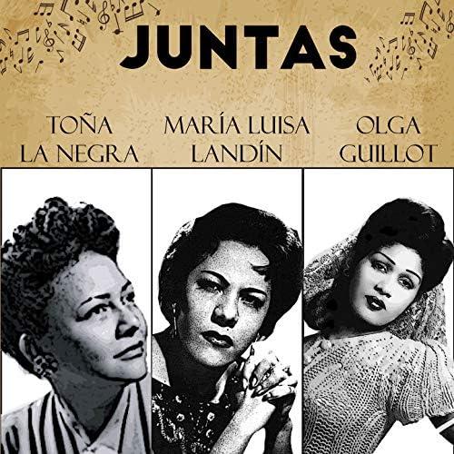 Toña La Negra, Maria Luisa Landin & Olga Guillot