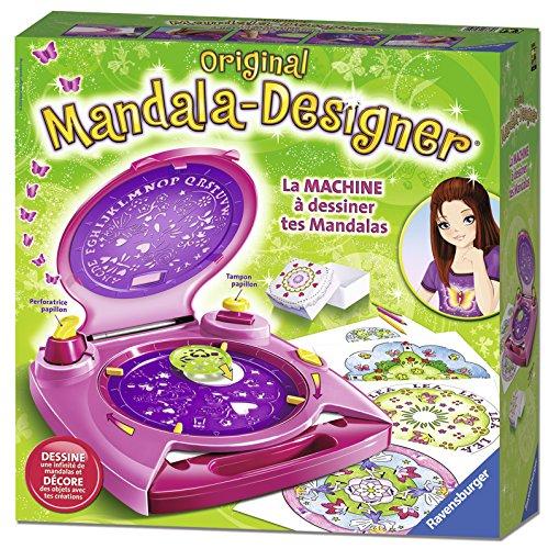 Machine à dessiner des mandalas